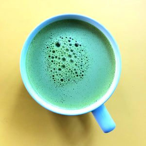Adrenal friendly matcha latte