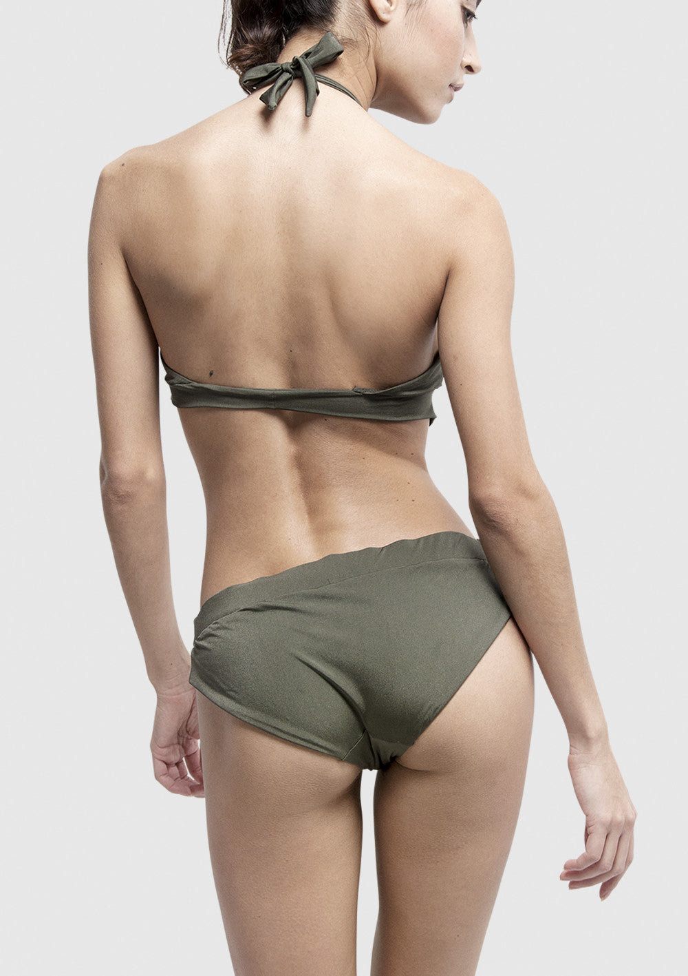 Earth Swimsuit - Khaki