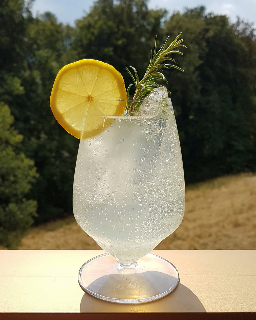 La Suissonade Dr. Ginger Cocktail Rezept