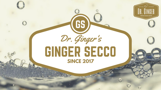 Dr. Gingers Ginger Secco (Ingwer Likör mit Prosecco)