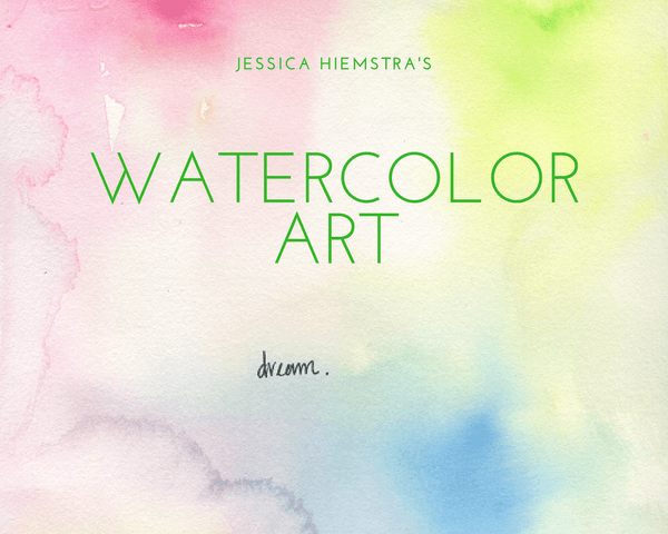 Watercolor Art Prints