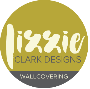 Lizzie Clark Wallcovering Designs