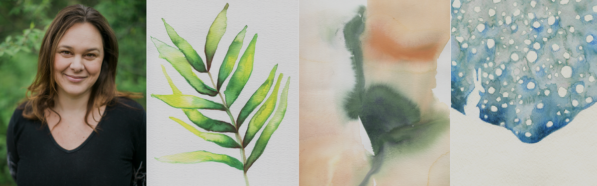 Jessica Hiemstra's wallpaper, and watercolor art.