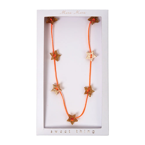 Gold Star Necklace-Gifts-BerryPom & James