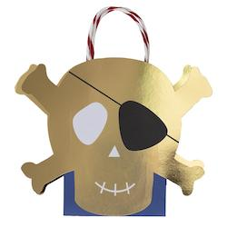 Pirates Bounty Treat Bags-Bunting and Garland-BerryPom & James