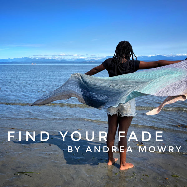 Find Your Fade Shawl Kit