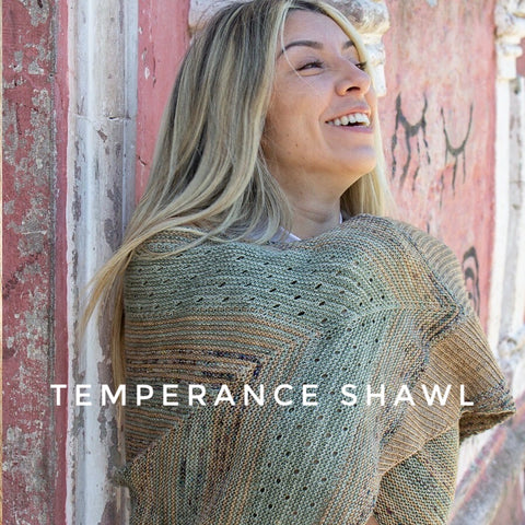 Temperance Shawl Kit