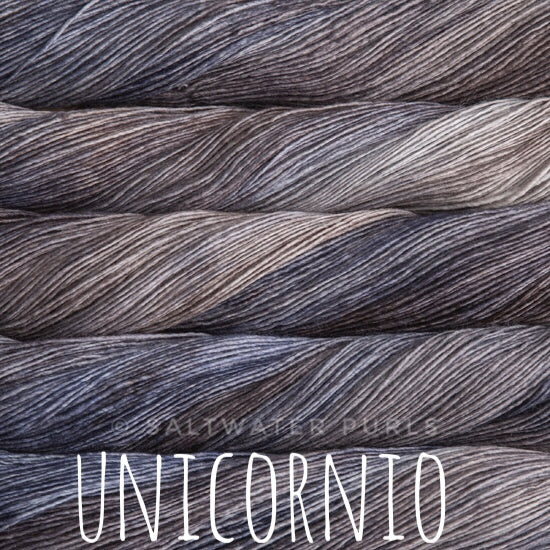 Malabrigo Mechita yarn in Canada Unicornio