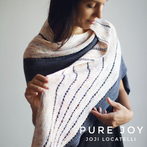 Pure Joy Shawl Kit