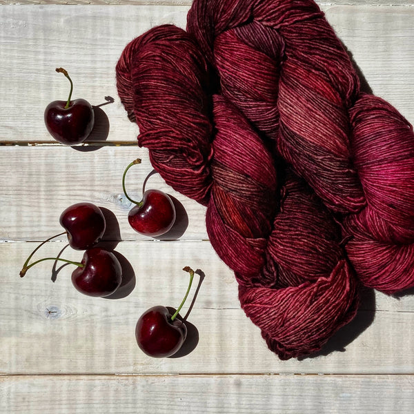 Malabrigo Mechita yarn in Canada