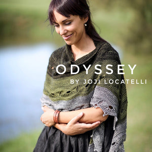 Odyssey shawl kit in Canada