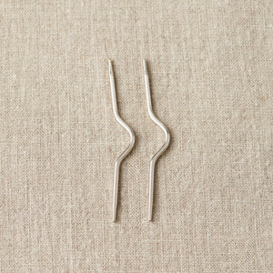 CocoKnits curved cable needles knitting