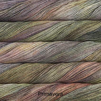 Malabrigo Sock fingering weight yarn in Canada 859 Primavera