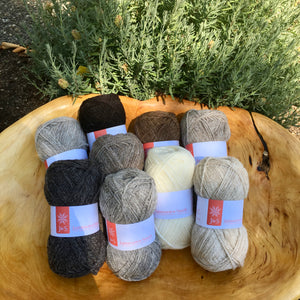 Shetland 2 Ply Supreme Jumper Weight