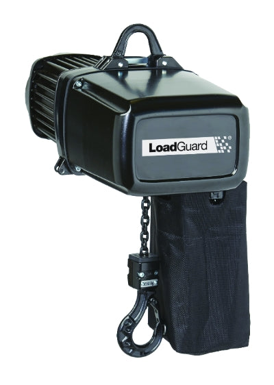 LOADGUARD MINI CHAIN HOIST PROVES POPULAR AT PALME EXHIBITION
