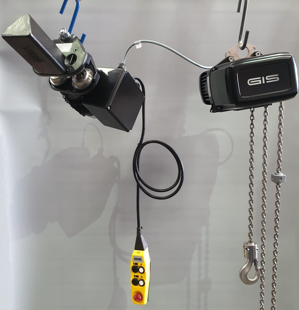 LTM offer Food Grade Hoists and Trolleys