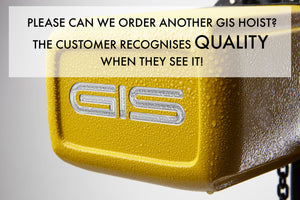 The customer recognises quality when they see it!