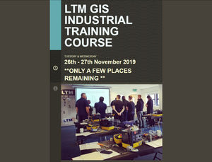 GIS Industrial Training course on 26th - 27th November 2019