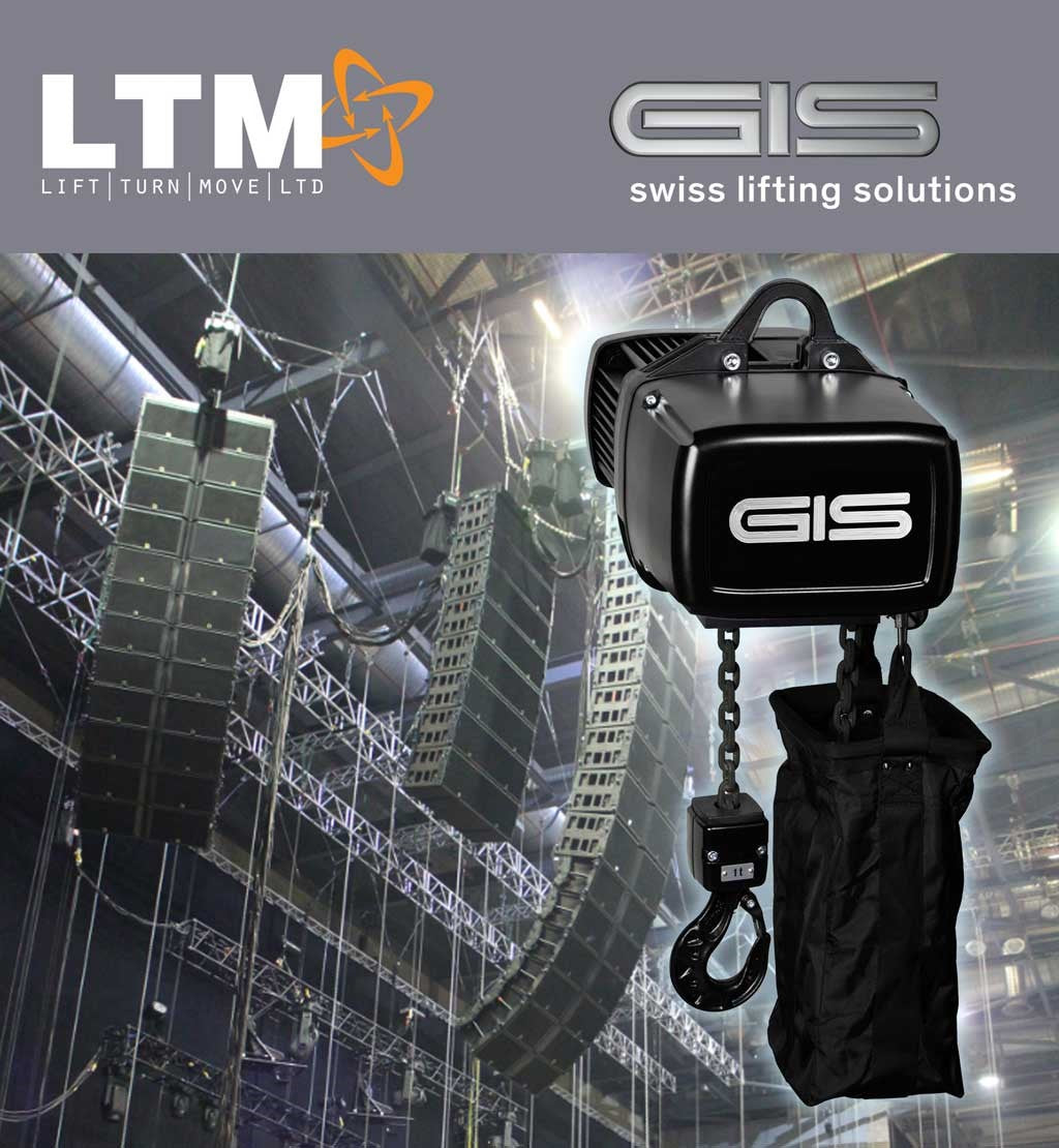 GIS AG, the Swiss based electric chain hoist manufacturer, acquires UK Distributor LTM