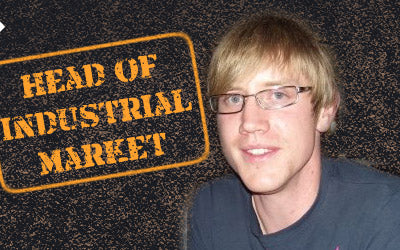 James Porter: Heading up the Industrial Market