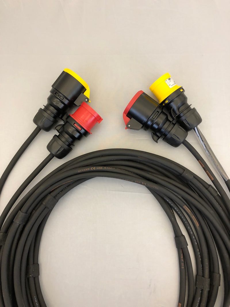 Guardian Chain Hoist Cable Sets