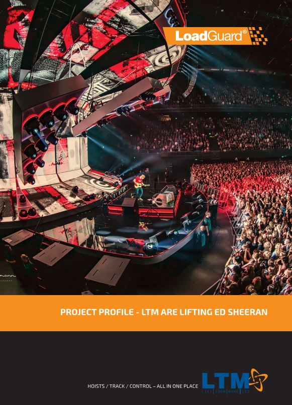 Ed Sheeran - Project profile - LTM Lift Turn Move