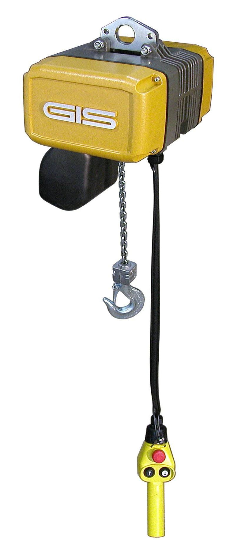 GIS GCH Series Electric Chain Hoists - 400V, 3 Phase Hoists 50Hz - LTM Lift Turn Move
