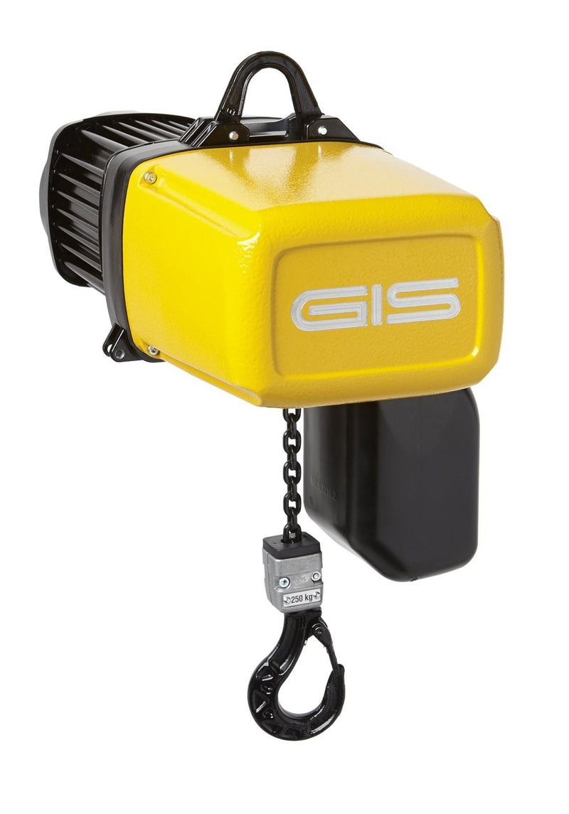 GPM Series Electric Chain Hoist - up to 320kg - LTM Lift Turn Move