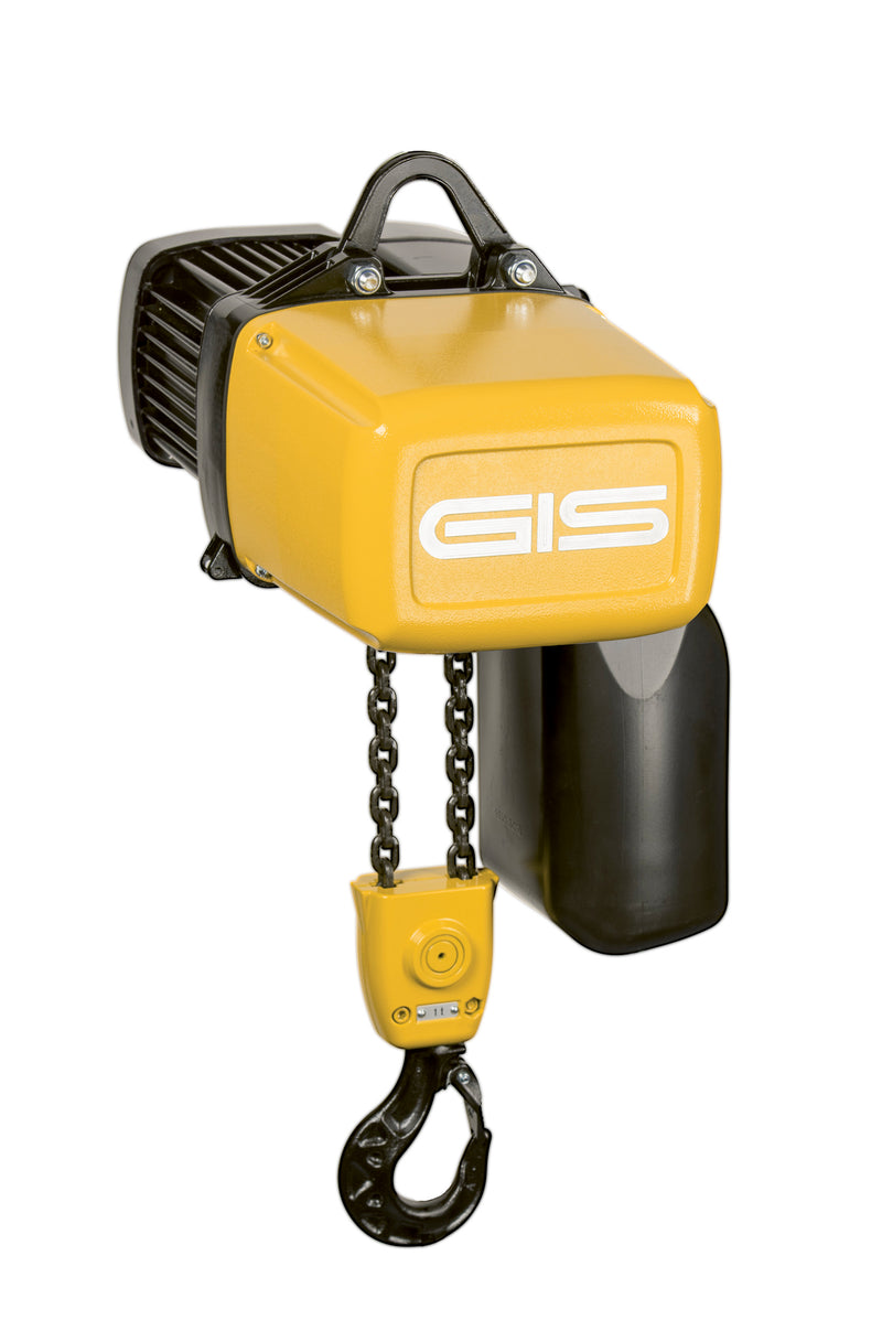 GIS - Single Phase Electric Chain Hoist GP Series