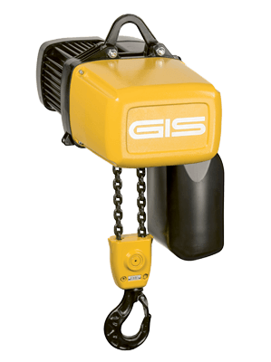 GIS GP Series Electric Chain Hoist for bulk bag dischargers
