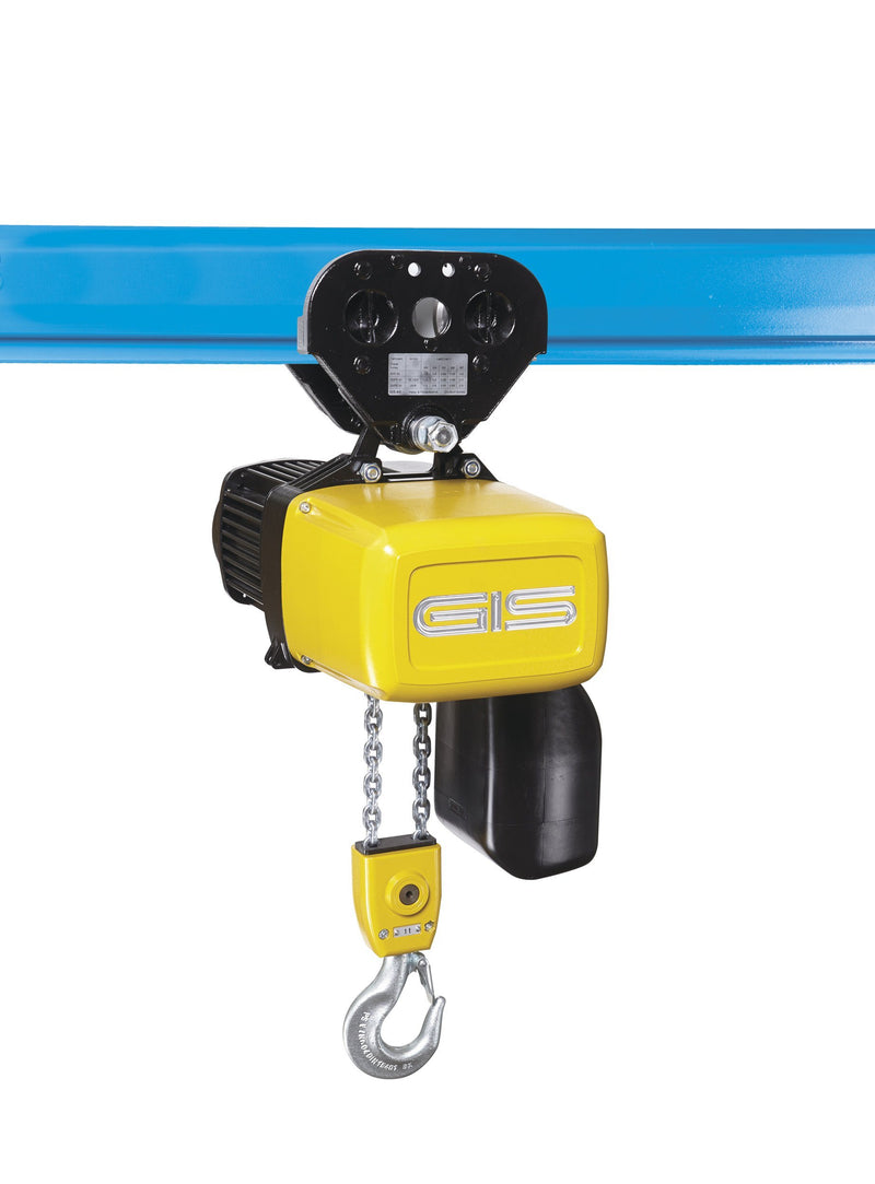 Girder Trolley - GIS Push Travel Trolley - (EHF50 - 500kg up to 5000 kg) - LTM Lift Turn Move