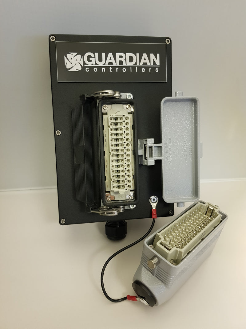Guardian Control Connection Box - Remote Stage Box - LTM Lift Turn Move