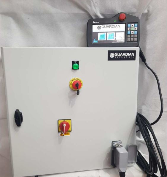 Guardian PLC Controller Range - Wall Mounted - Low Voltage - LTM Lift Turn Move