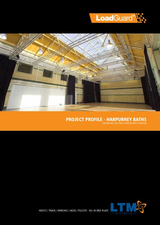 Harpurhey Baths - Project Profile - LTM Lift Turn Move