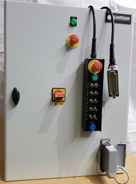 Guardian Industrial Controller Range - Wall Mounted - Low Voltage - LTM Lift Turn Move