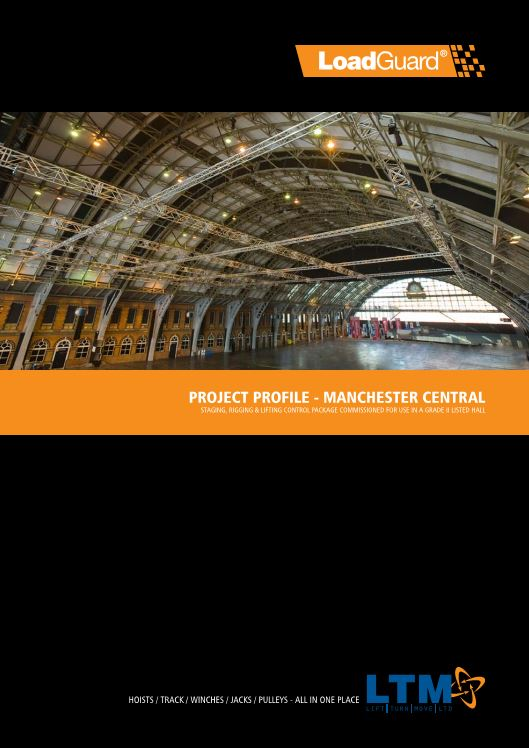Manchester Central - Project Profile - LTM Lift Turn Move