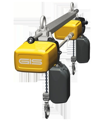 GIS Synchron Hoist, Type GP/GCH-S - LTM Lift Turn Move