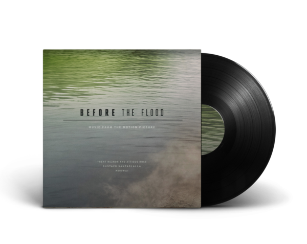 BEFORE THE FLOOD OST 3XLP