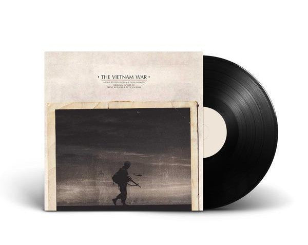 THE VIETNAM WAR: ORIGINAL SCORE BY TRENT REZNOR & ATTICUS ROSS