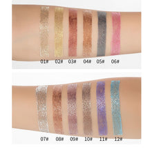 Glitter Diamond Eye Shadow Pen Waterproof Long Lasting Shimmer Shine metallic Liner Party Eye Cosmetic Makeup