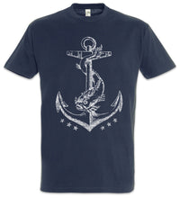 New Fashion Brand Print T-Shirt Male Brand Anchor Ii T-Shirt Sporter Sailer Sailboat Sail Sailor Skipper Trainingphoto T Shirts