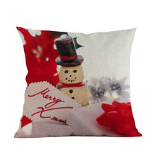 Christmas Home Decor Pillow Cover Cushion Cover