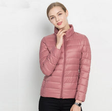Solid Color Zipper Women Jacket New Fashion Autumn Winter Slim Warm Ladies Coats Plus Size Outerwear