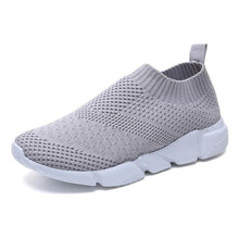 Air Cushion Shoes Nonslip Training Running Shoes Flats Slip On Breatheable Loafer Mujer Shoes XWD6997