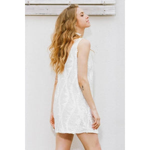 'Sparklette' Shift Dress