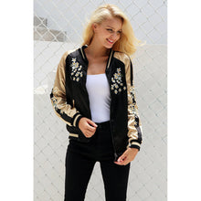 Load image into Gallery viewer, Vintage Embroidery Basic Jacket