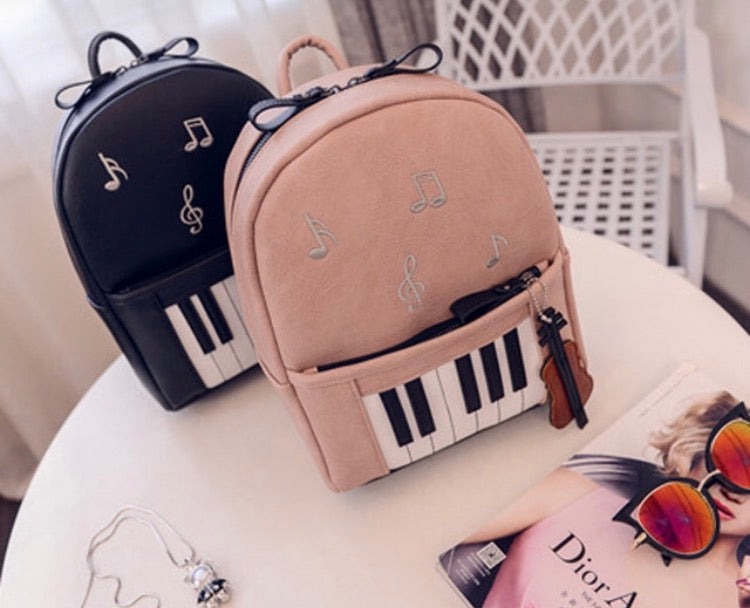 Musically Obsessed Backpack