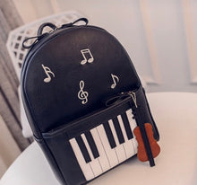 Load image into Gallery viewer, Musically Obsessed Backpack