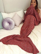 Load image into Gallery viewer, Magic Mermaid Blankie
