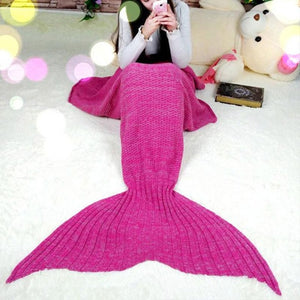 Magic Mermaid Blankie